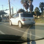 because you can fix your silver Mercedes with duct tape