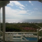 At the beach house in SC