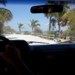 Sanibel Island with the Gregorys