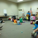 Bilingual fiesta at the library