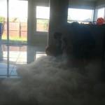 Modified Fog Machine Ready