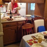 Great Grandpa Giving Fi Some Marshmallows