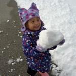 Snowball Fight