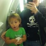 Airplane Bathrooms Are Fun
