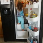 Climbing in the Fridge