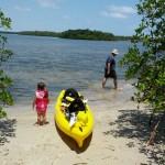 Kayaking at John D MacArthur Park